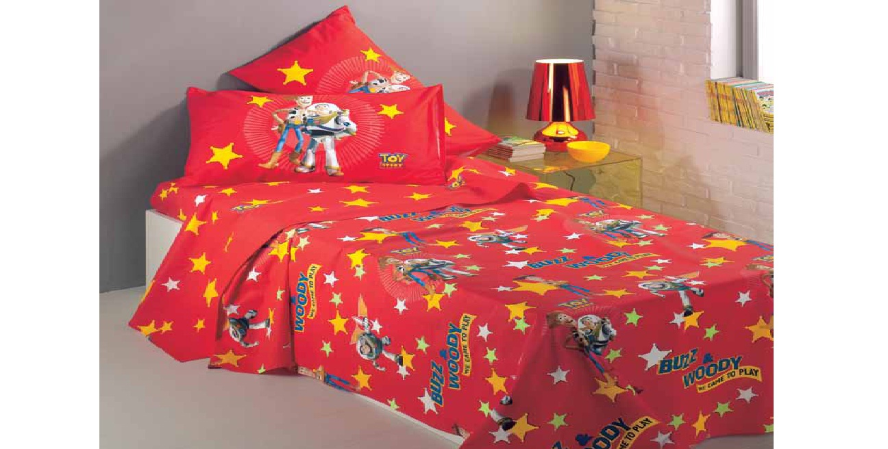 Eshop Centro Casa E Arredo Quilt Single Disney Toy Story